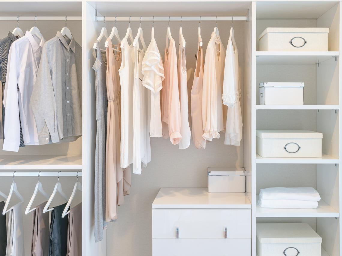 買得愈少,愈有魅力!中年後衣櫃「這樣整理」,未來只穿自己想穿的衣服