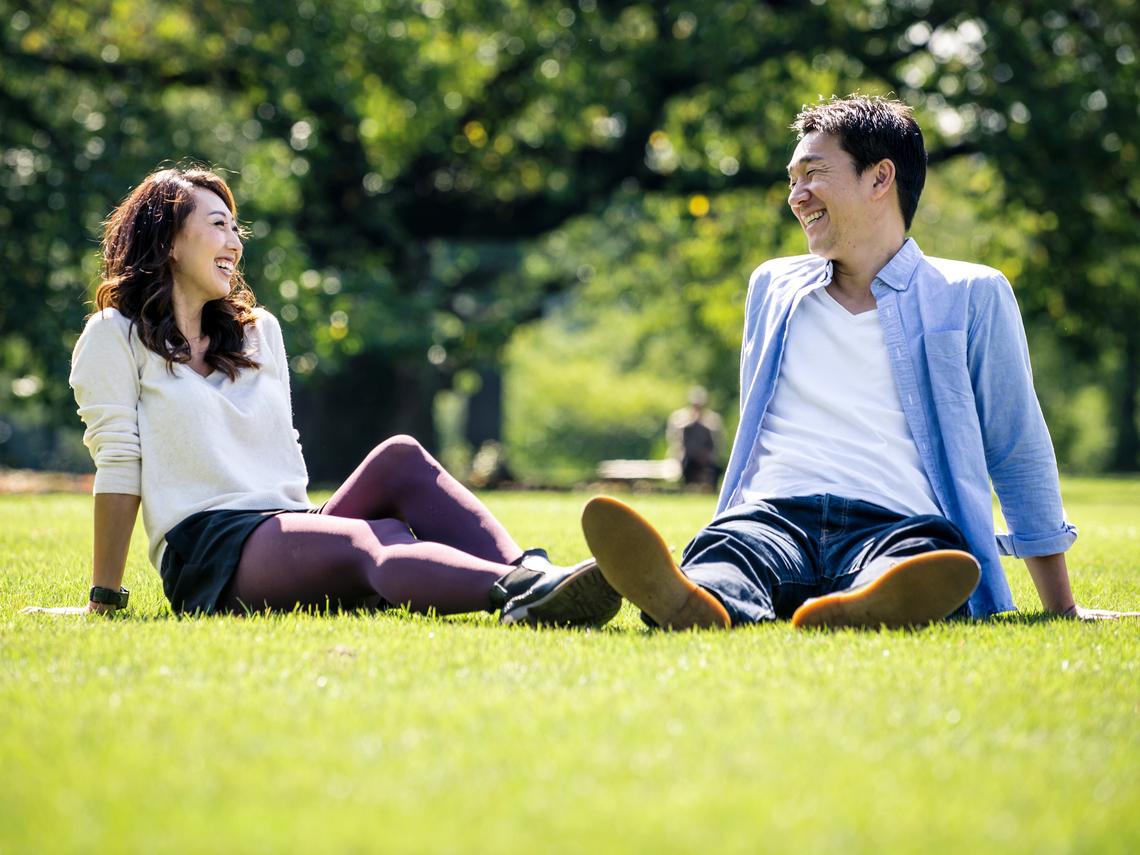 無論結婚幾年,伴侶都是如此珍貴!夫妻要像「兄弟」,沒有心動的愛情也能自在相處