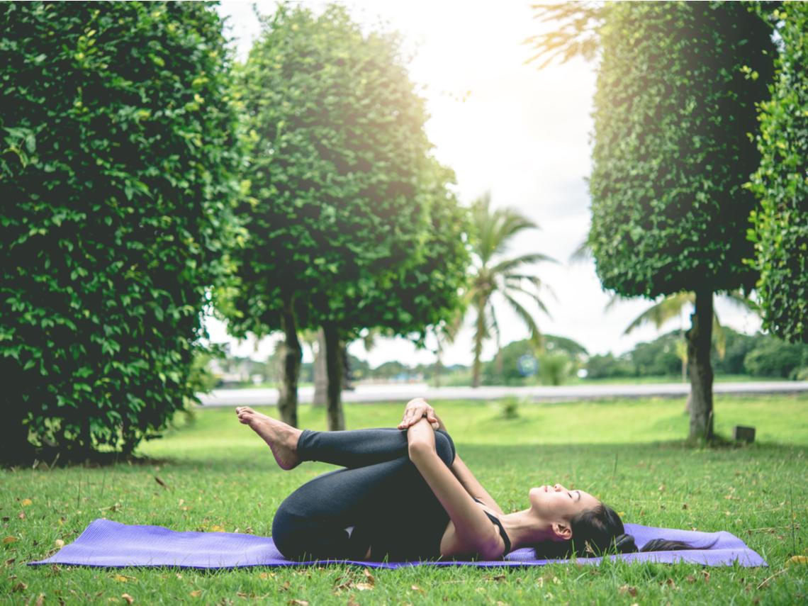 讓「身體」高興,才能活得快樂!當你善待自己,身體會讓你的心靈恢復平靜