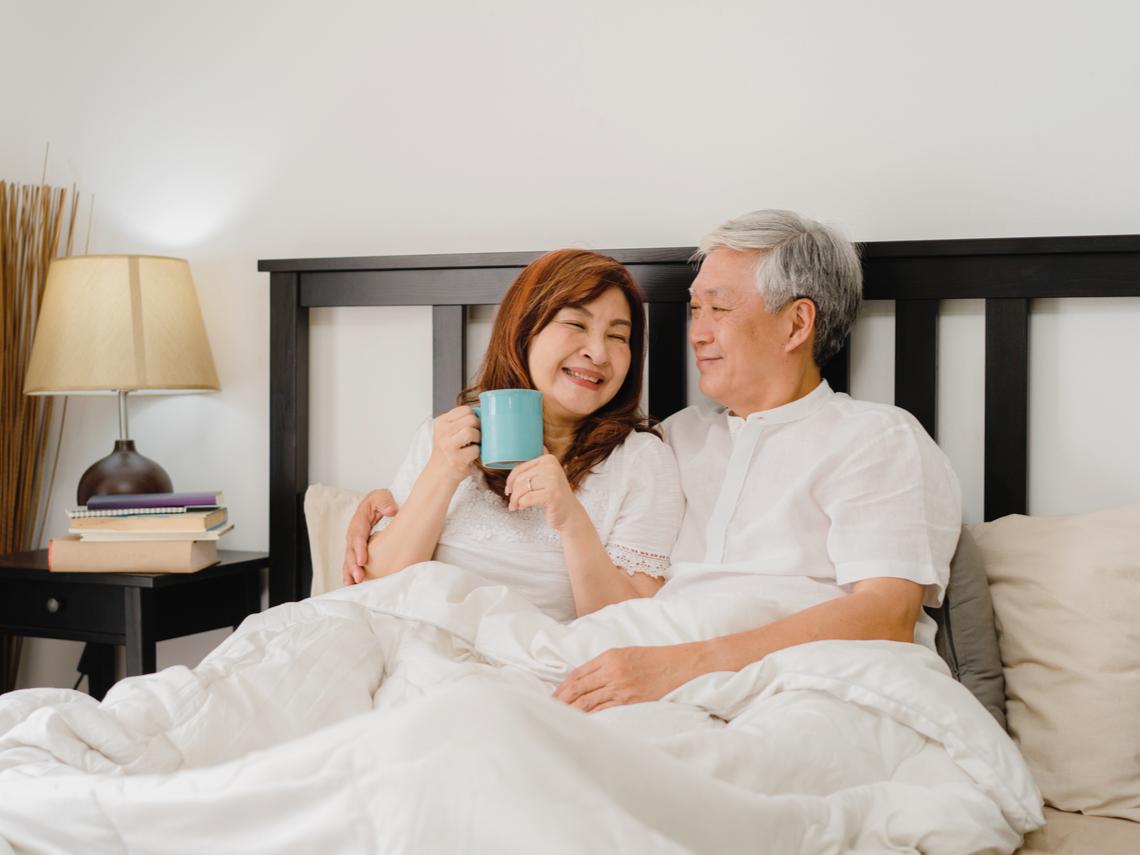 60歲後保持性生活,更讓人感到開心!日本醫師:這樣精彩的人生,著實讓人感佩