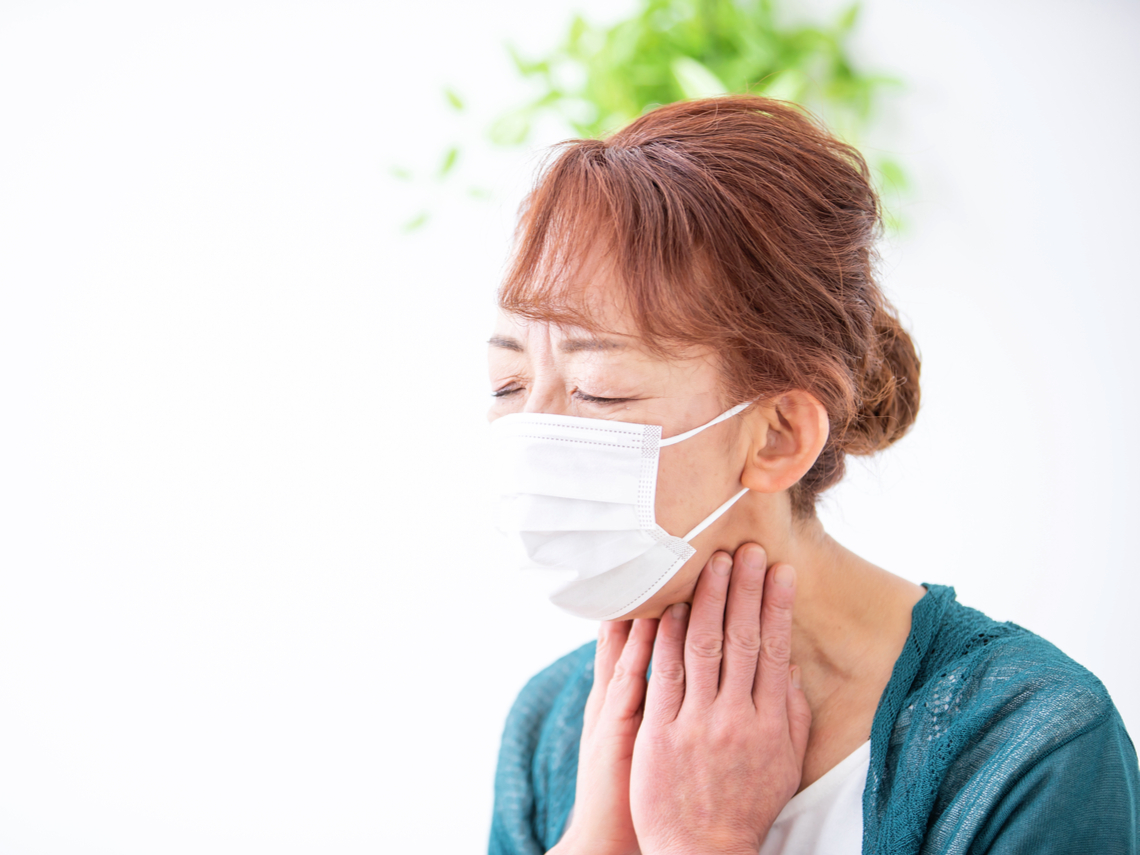 咽喉癌才剛痊癒,食道癌又上身 醫師:避免癌細胞找上門,務必注意2件事