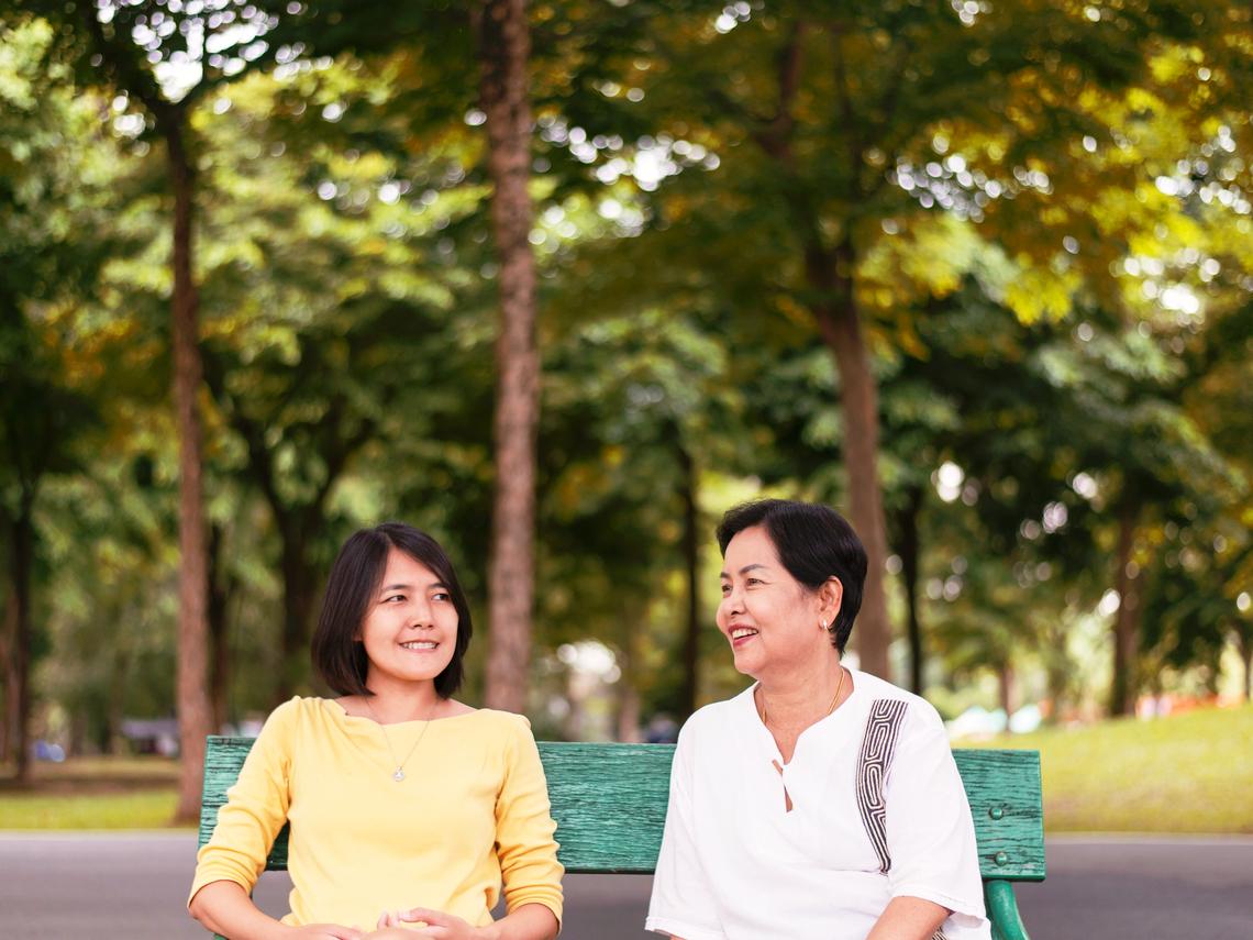 親子關係》放下父母,才能真正獨立!中年後學會關係「斷捨離」,明白彼此都是獨立個體