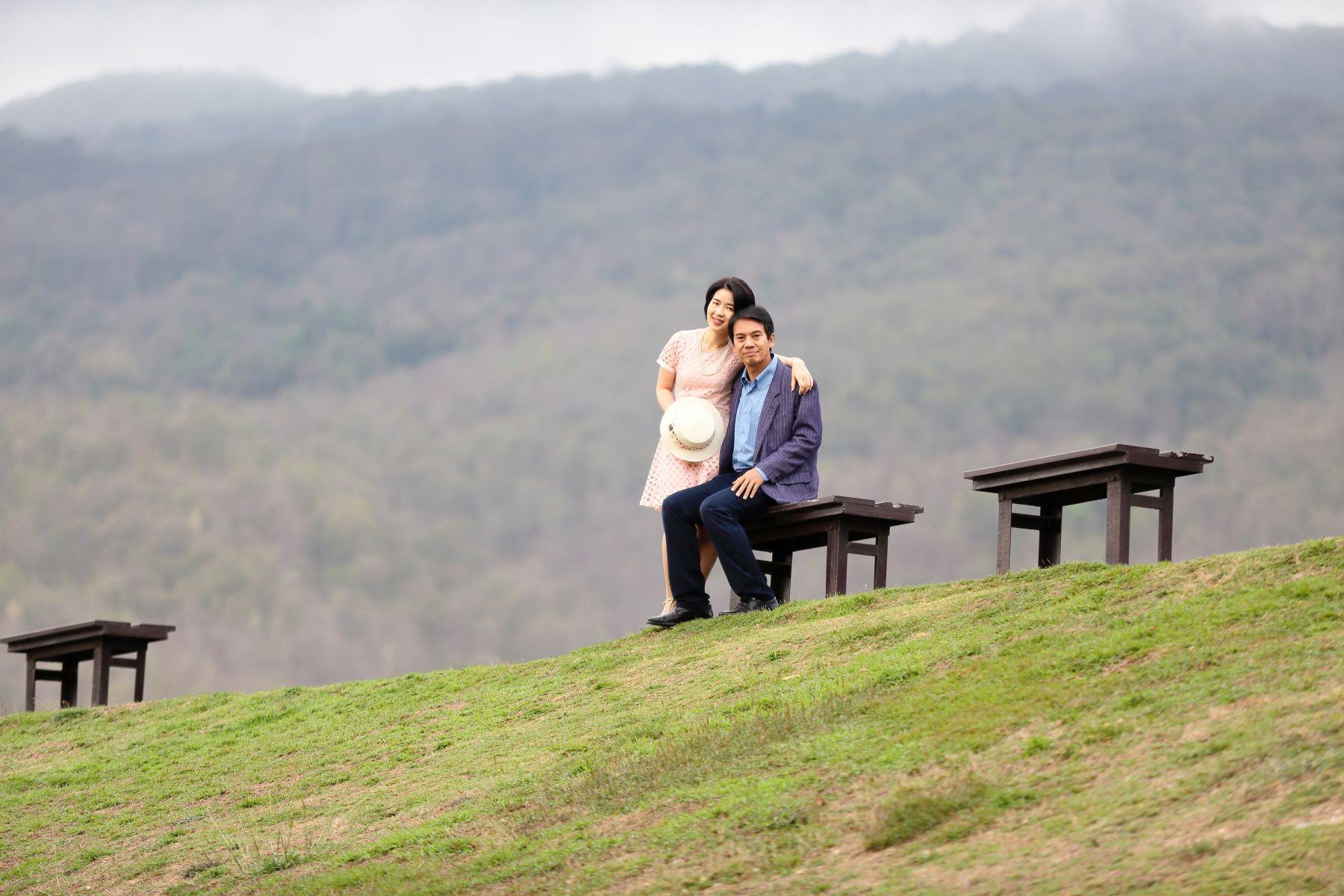 中年夫妻的感情,像倒吃甘蔗,多一些「用心」經營,才能有不同的風景