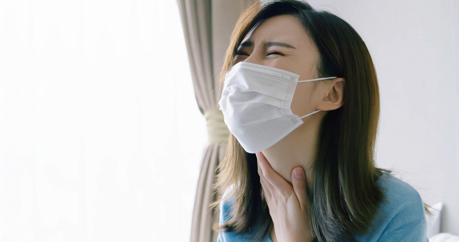 食道癌症狀出現喉嚨乾燥、胸悶、吞嚥困難異物感不注意,恐已罹癌!這些惡習是引發癌症的誘因