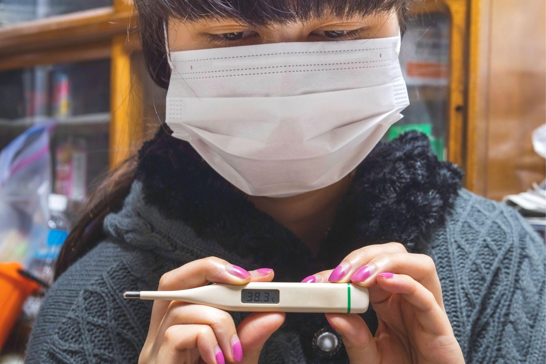 武漢肺炎症狀》出現發燒、咳嗽是肺炎?研究:有喪失味覺、嗅覺恐是異常前兆
