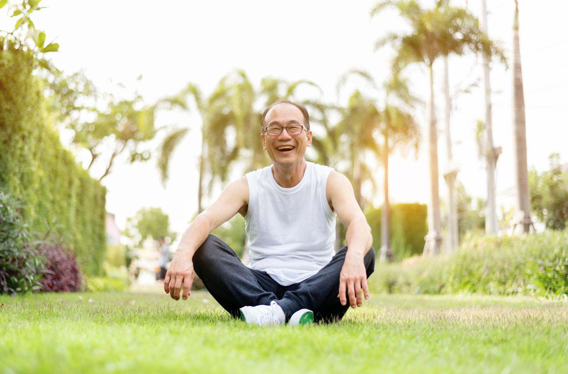 他93歲抗衰老的秘訣!爺爺告白:我的生活很充實...醒來就是想到,又賺到一天!今天也要好好過!