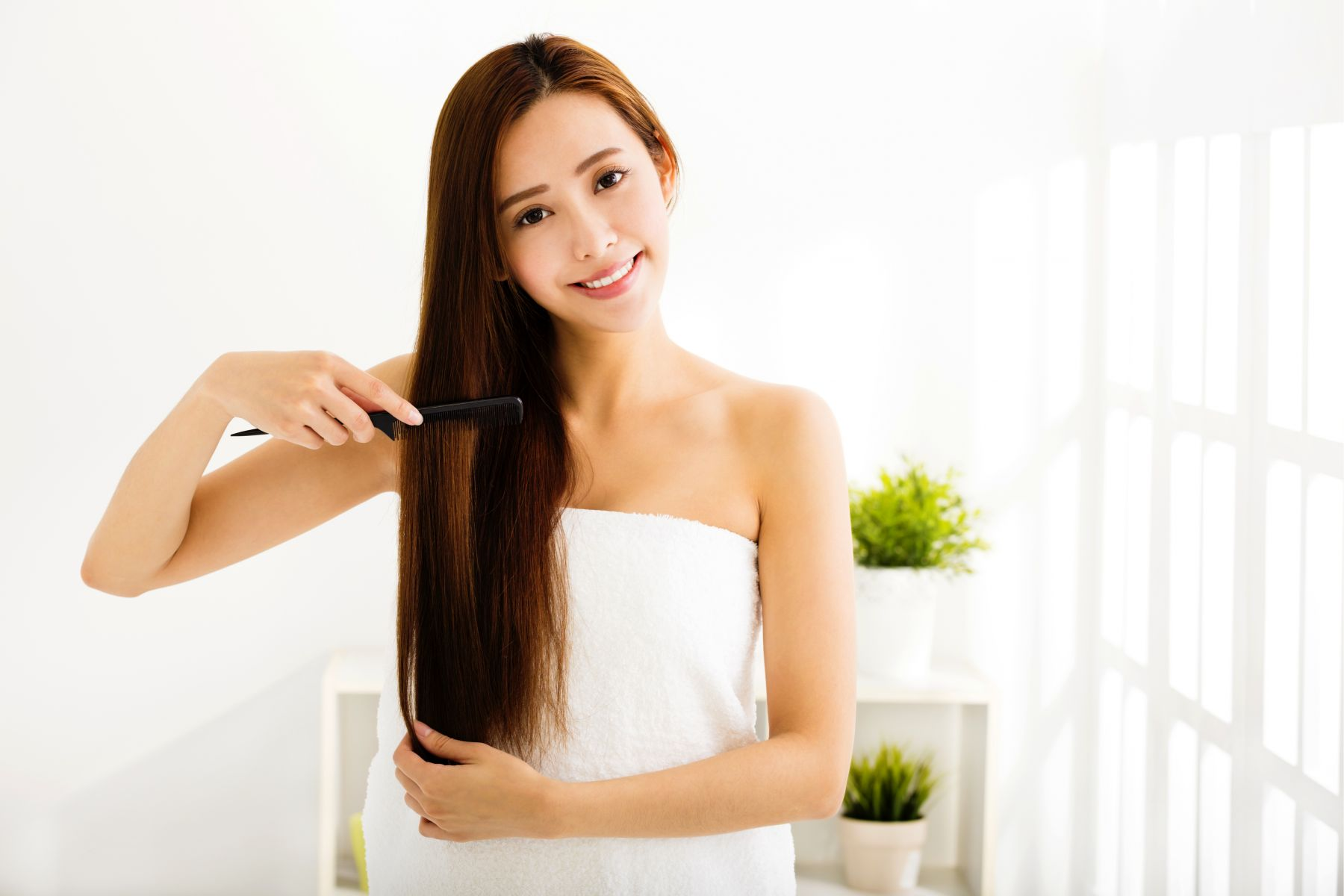 掉髮、乾燥又亂翹!名醫教你6招讓頭髮蓬鬆超年輕