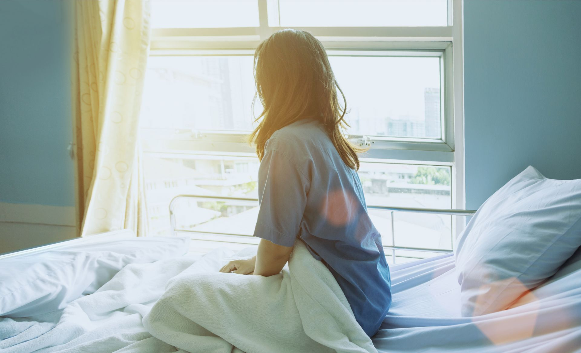 更年期易卵巢癌!癌細胞生長4階段:月經改變、呼吸困難和胃食道逆流7症狀速就醫