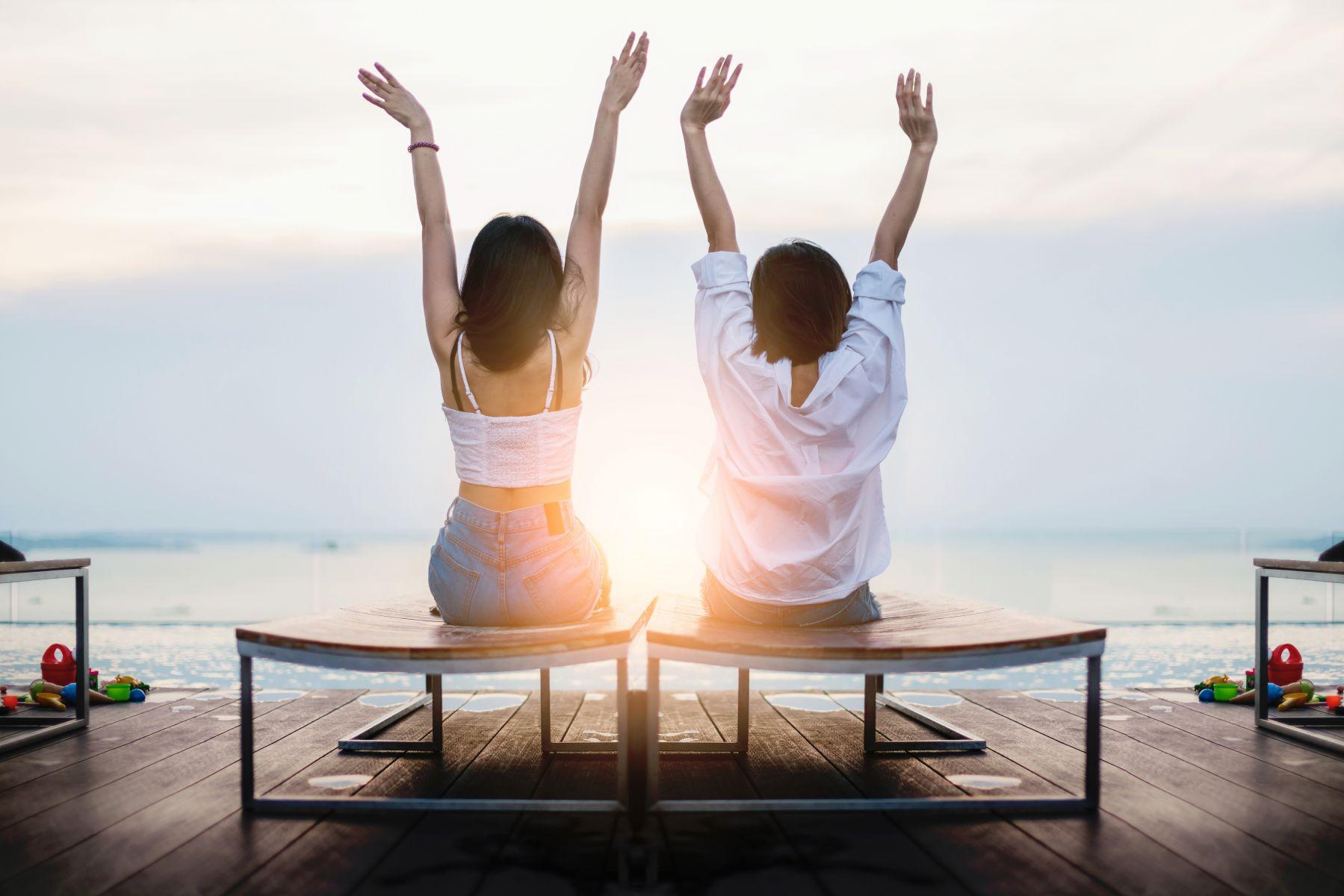 40歲後,認真思考往後的人生!雪兒體悟:中場休息的「旅行」,才能創造出快樂第二人生!