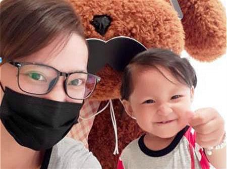 痛到內臟都揪在一起,她勇敢戰勝胰臟癌!「為了寶貝女兒,我用盡精力讓自己堅強」