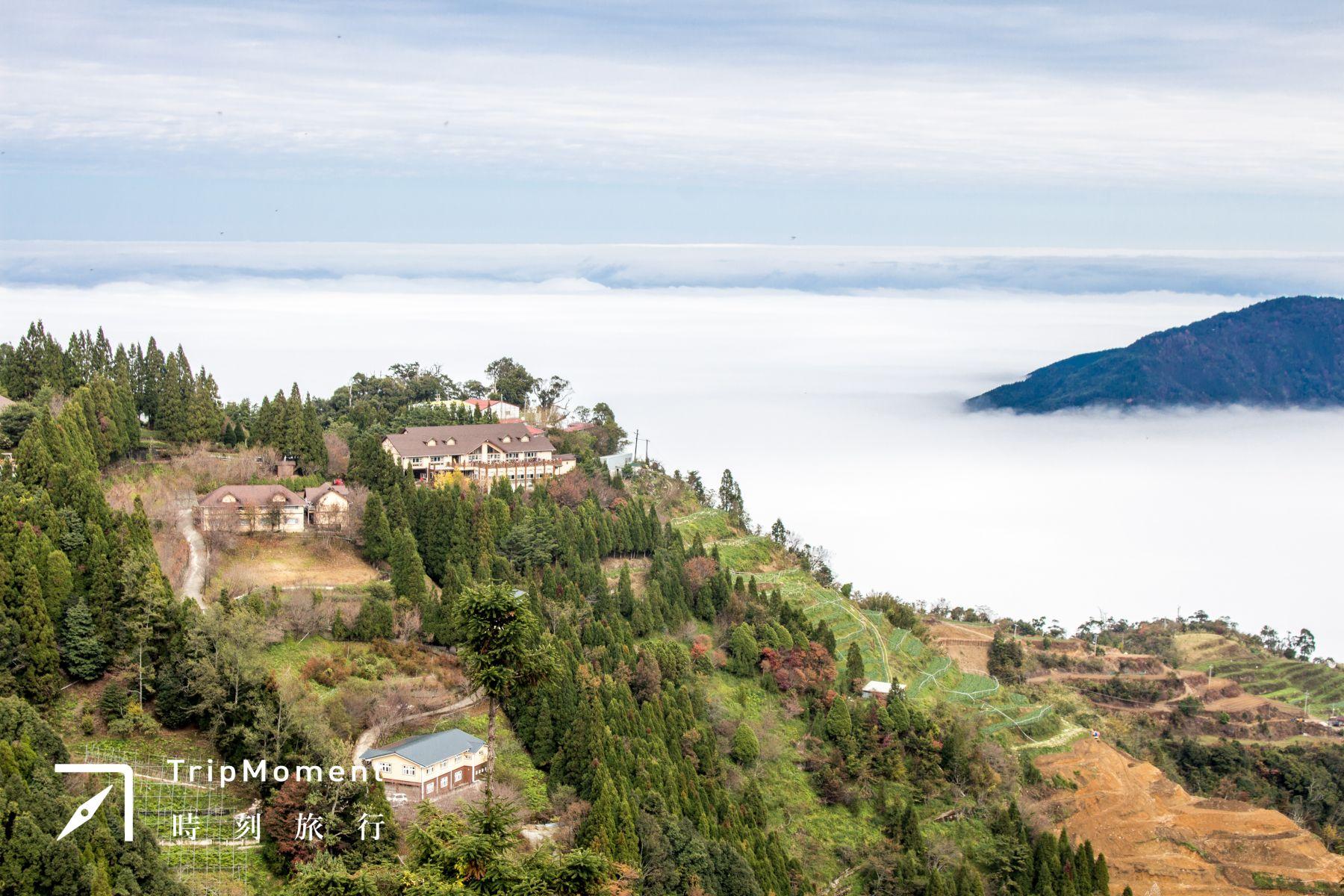 台灣世外桃源|新竹雲海一日景點推薦:雪霸休閒農場,國家公園裡的天空之城