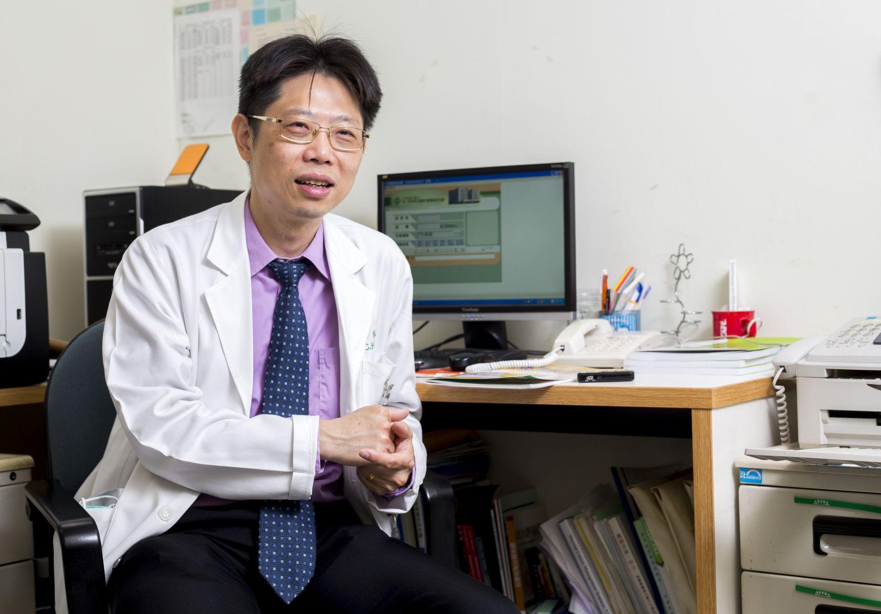 林嘉鴻專訪》3個方法,與糖尿病和平共處:接受它,才能活出自信