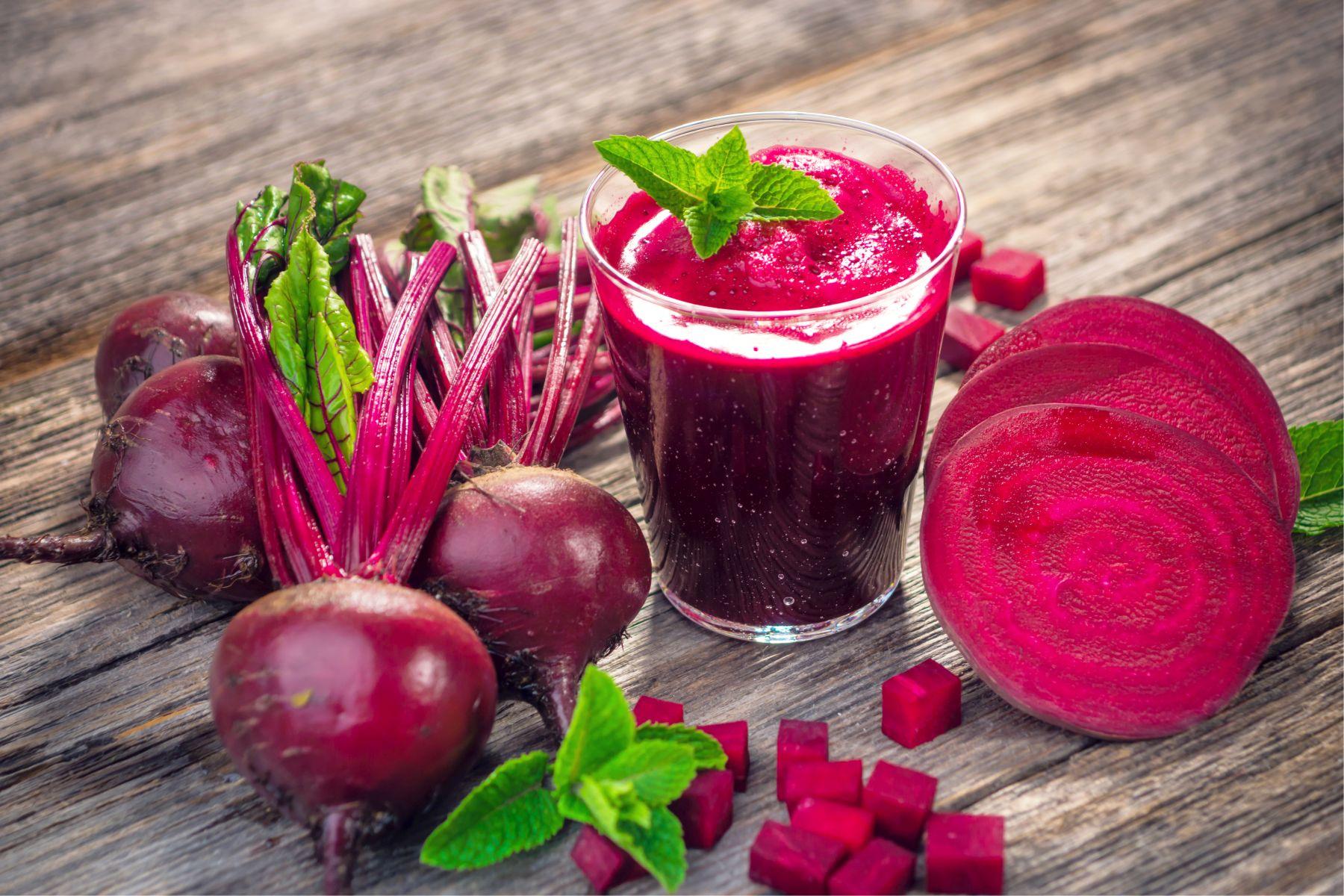 天然抗氧化劑「甜菜根」用喝的,護肝、降血壓、降低癌症風險8大好處