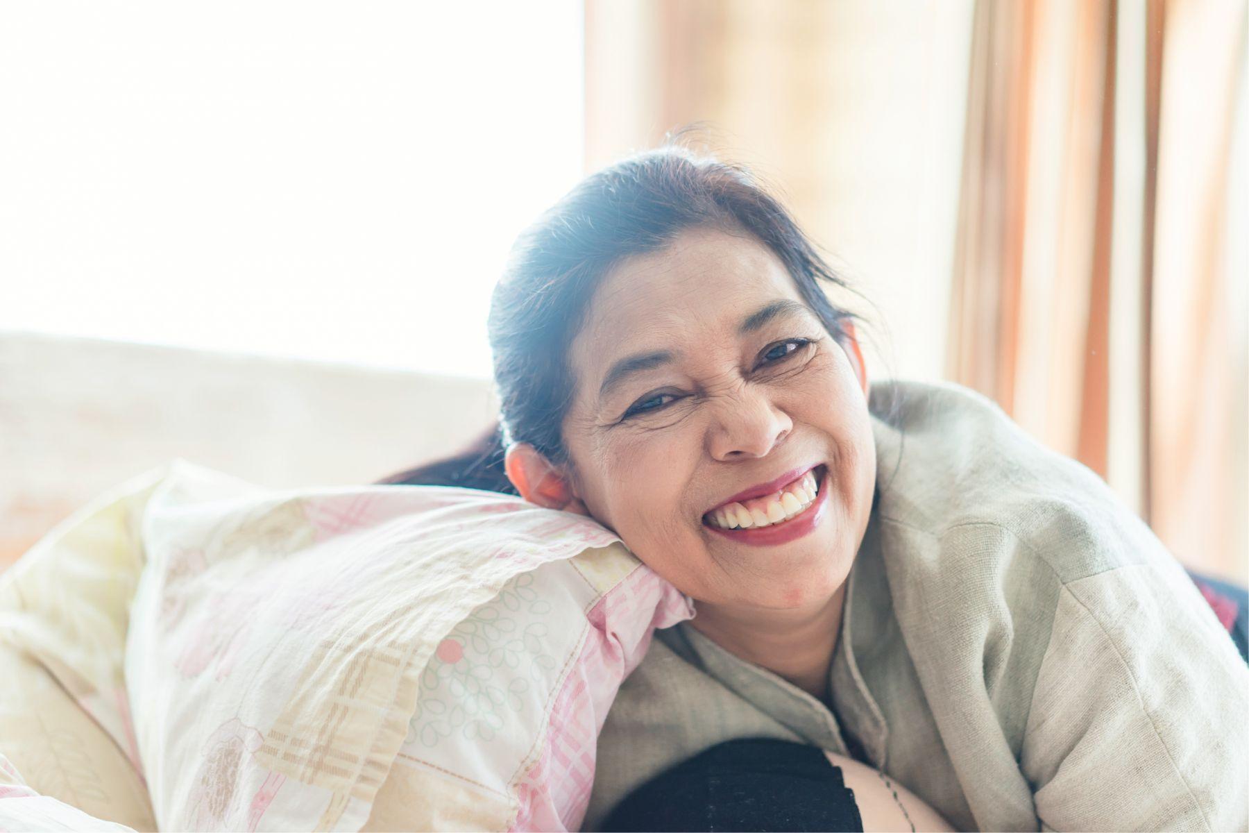 女性45歲後邁入更年期,多吃黃豆、桑椹、芝麻13食物延緩卵巢老化