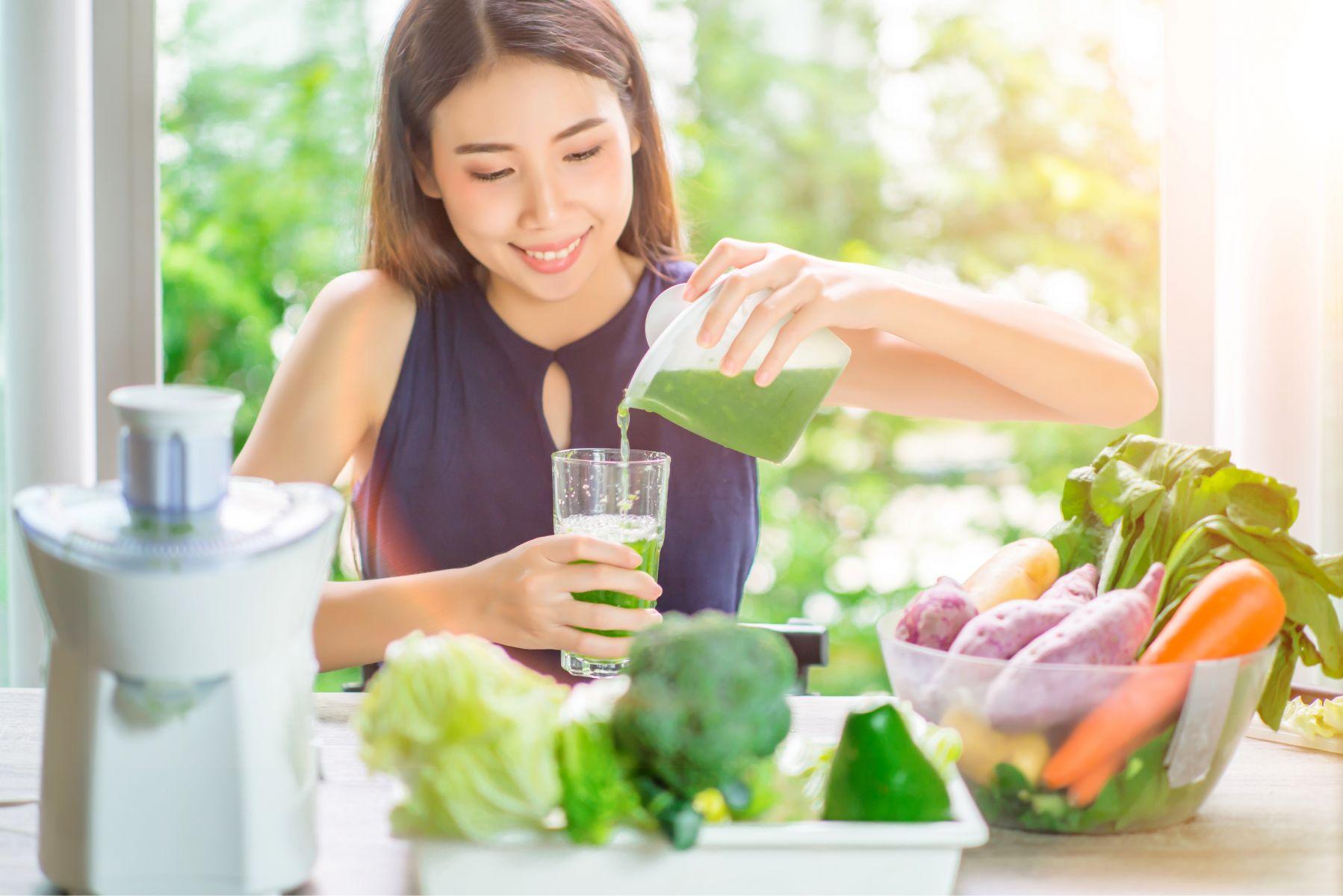 從癌症中重生!北醫教授韓柏檉分享「清血排毒蔬果汁」,顧腸胃、增強免疫力