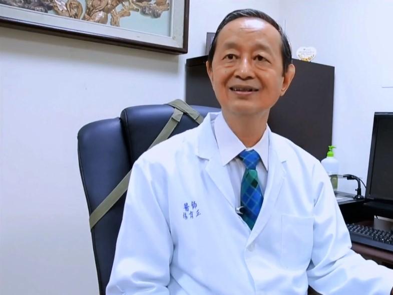 前馬偕醫院院長楊育正罹「淋巴癌」,癌後養生5招分享:紅肉、蔬食可以這樣吃