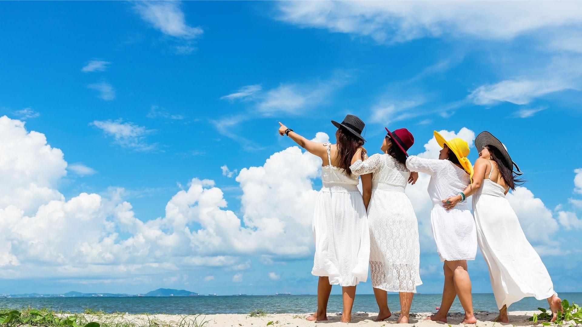 對友誼想法更成熟,因為懂得自己要什麼!選擇好的「益友」,人生變得快樂有成長