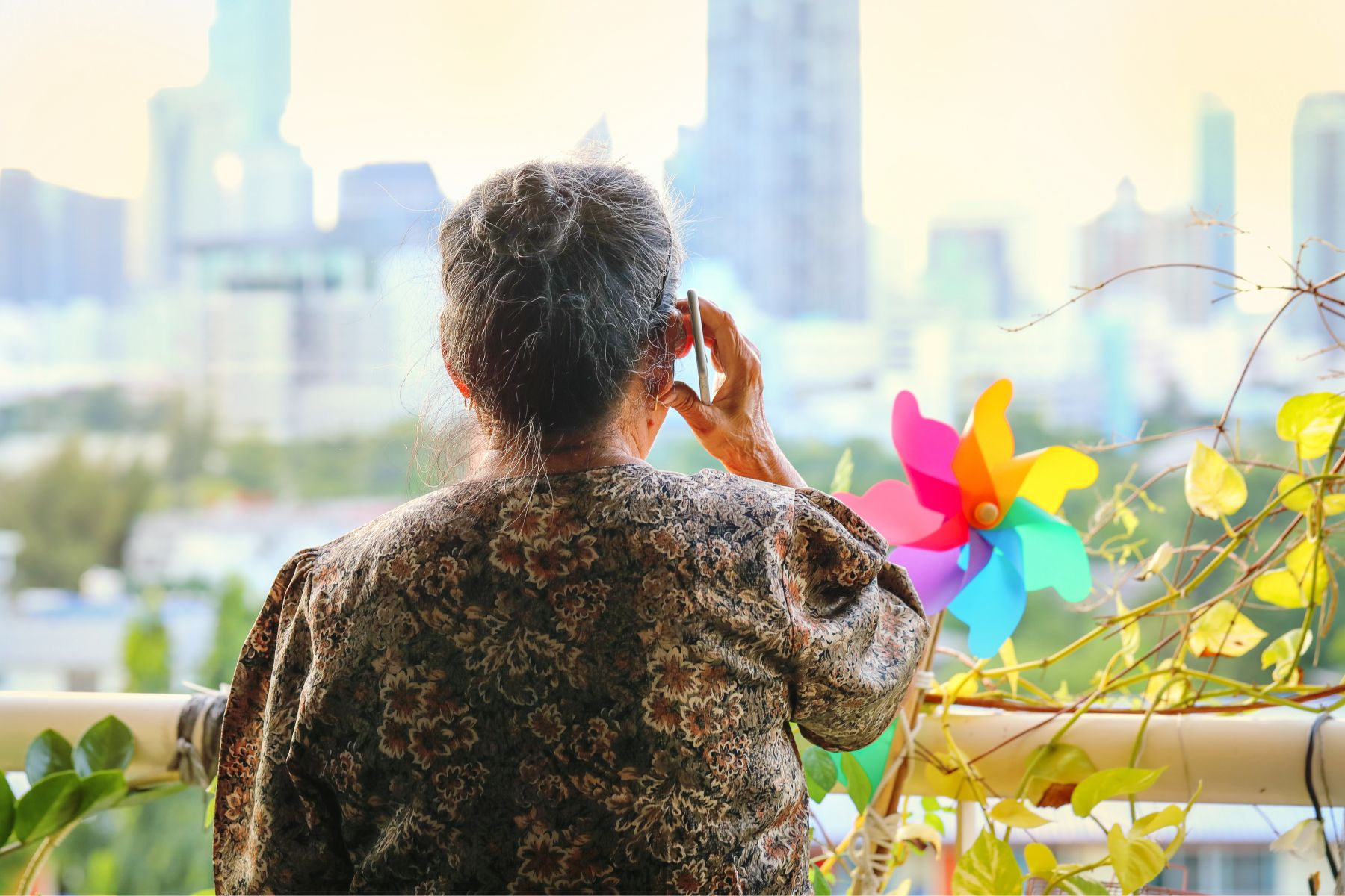 花半輩子種田才正要蓋房,老公卻走了 她獨居27年,慢慢摸索出「獨老」的快樂