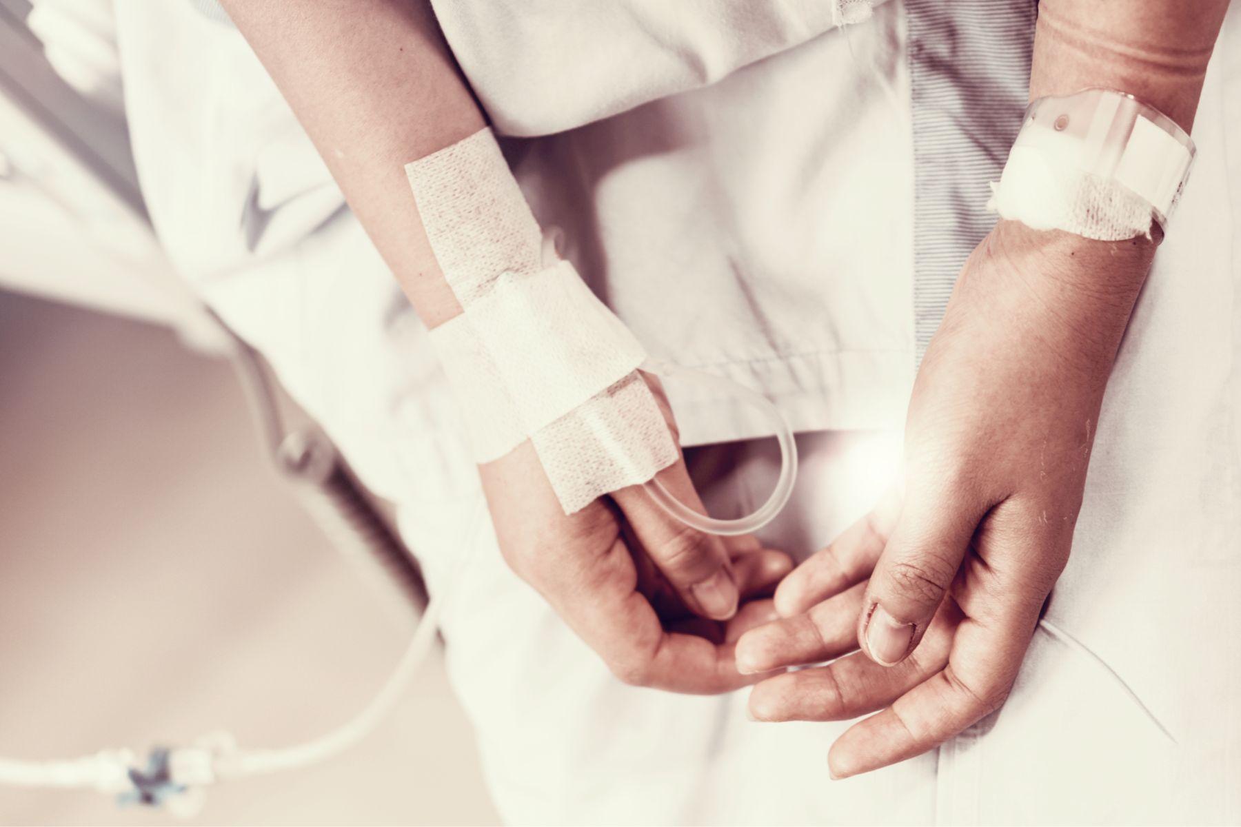 「老婆,我愛妳!」...兩個癌末病人臨死前的心願清單