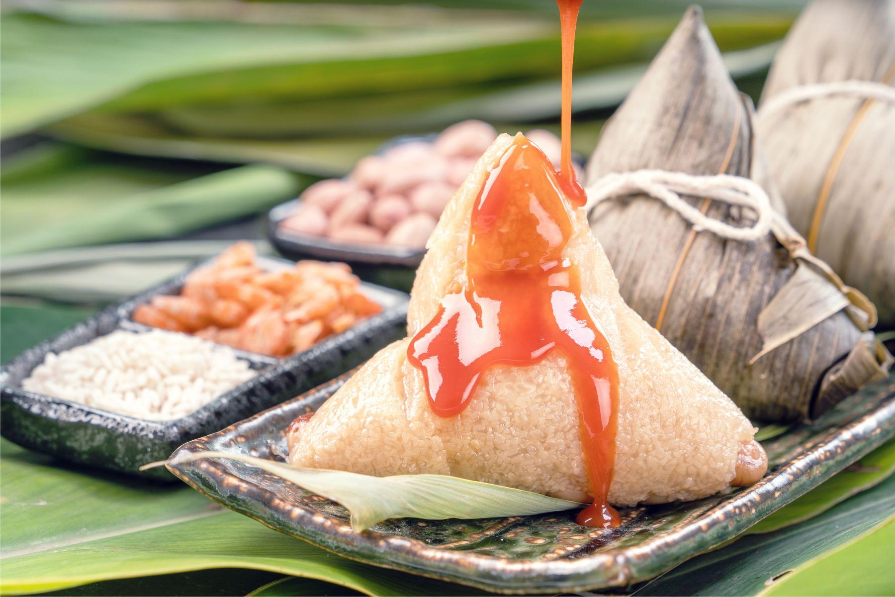 吃粽子不怕「重」!專家4招加速消化不易胖