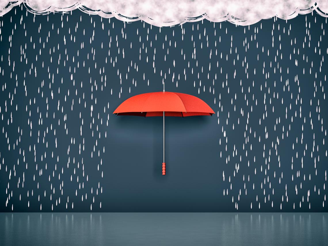 雨下不停,房子除溼、身體也要排濕!選吃這些食材,防止體內濕答答