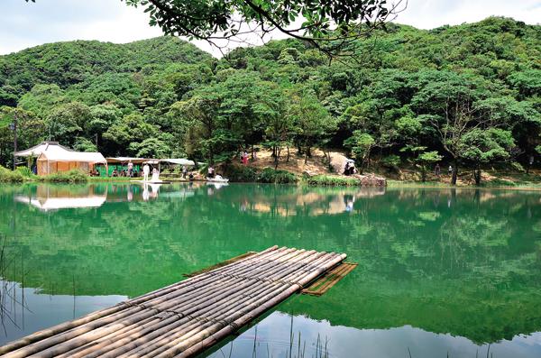 新山夢湖步道