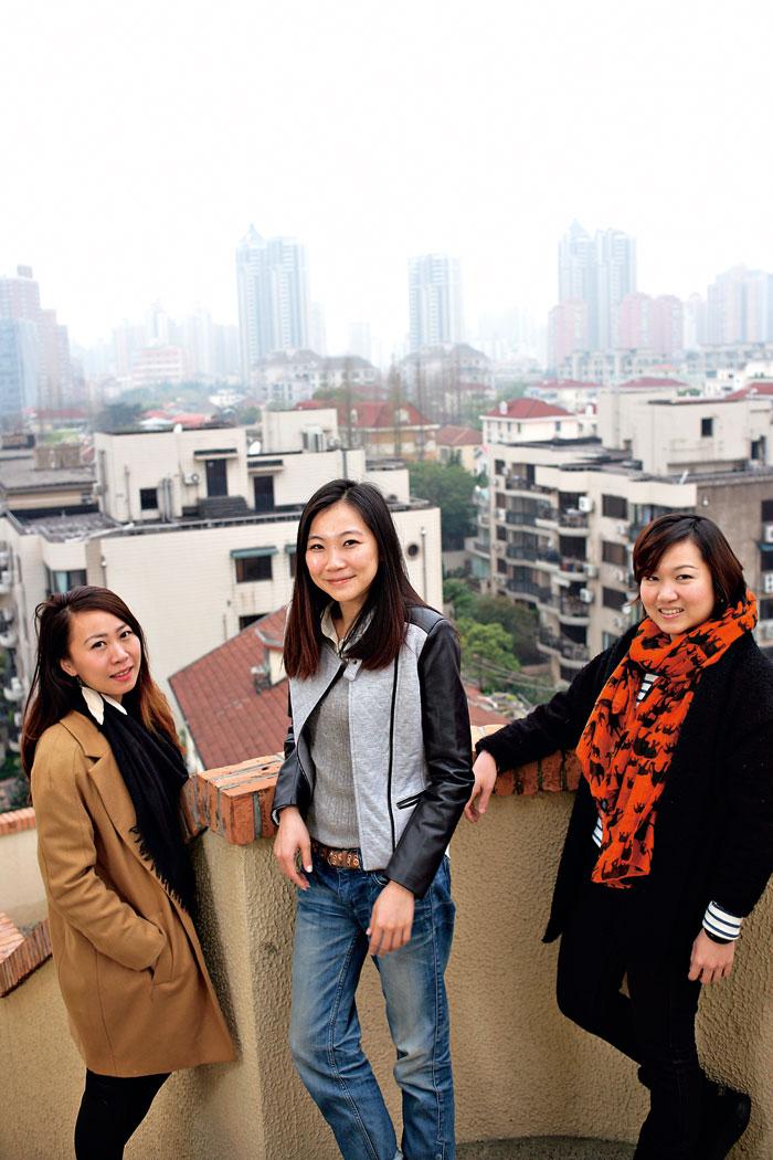 台灣青年大陸工作