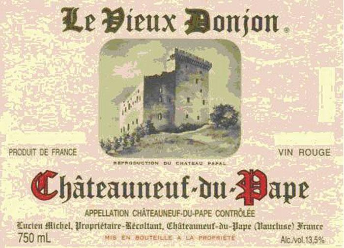 老東勇酒莊(Le Vieux Danjon)