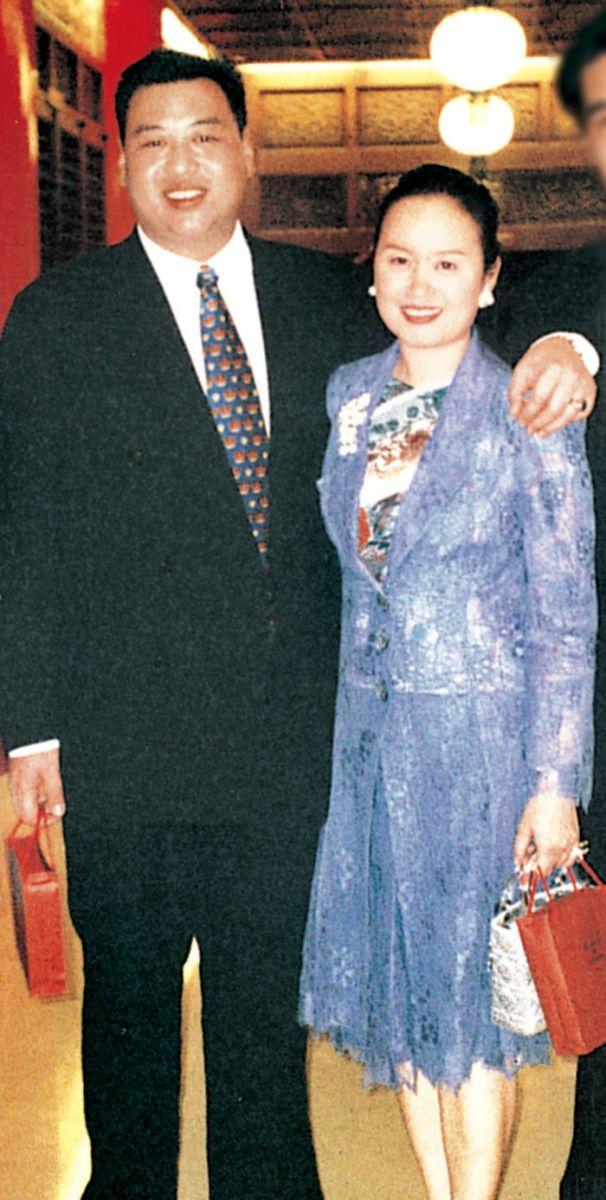 葉茂宏和太太