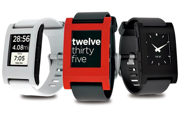 智慧手錶Pebble