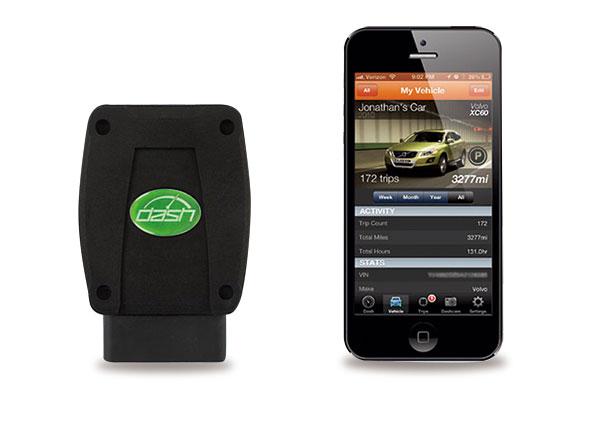 汽車智慧行動裝置Dash