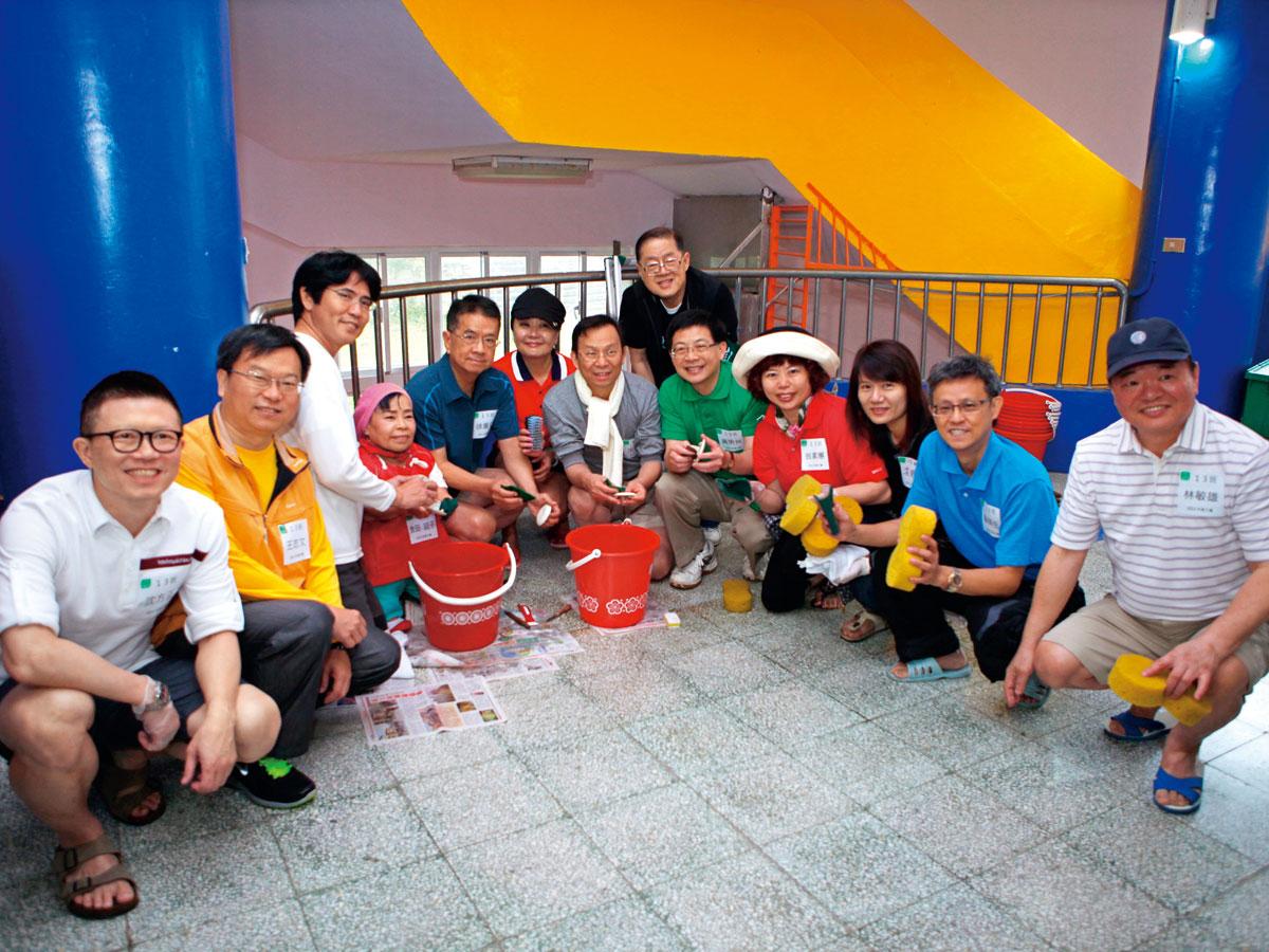 台灣美化協會