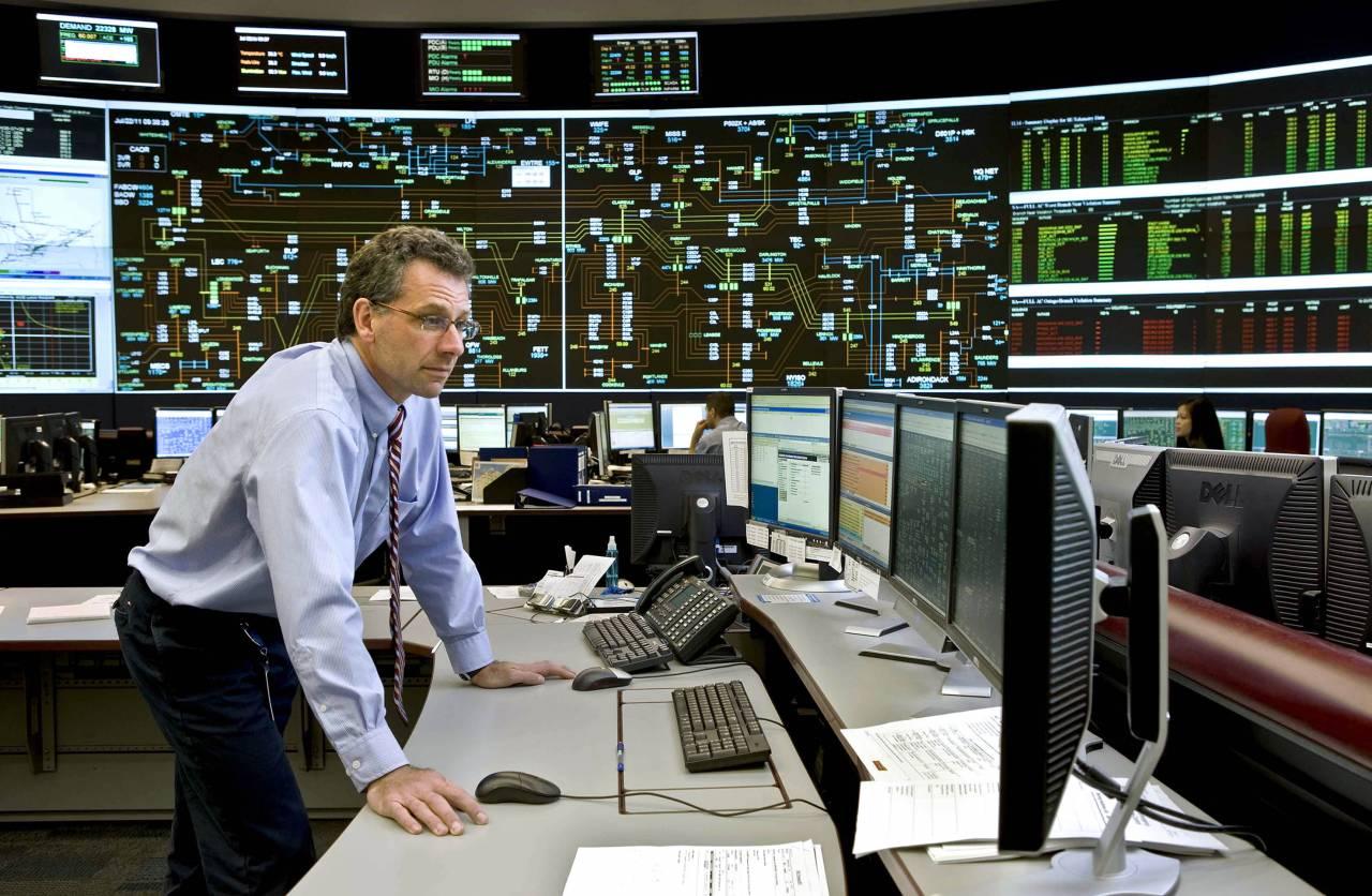 獨立電力調度中心