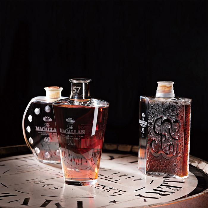 Macallan Lalique
