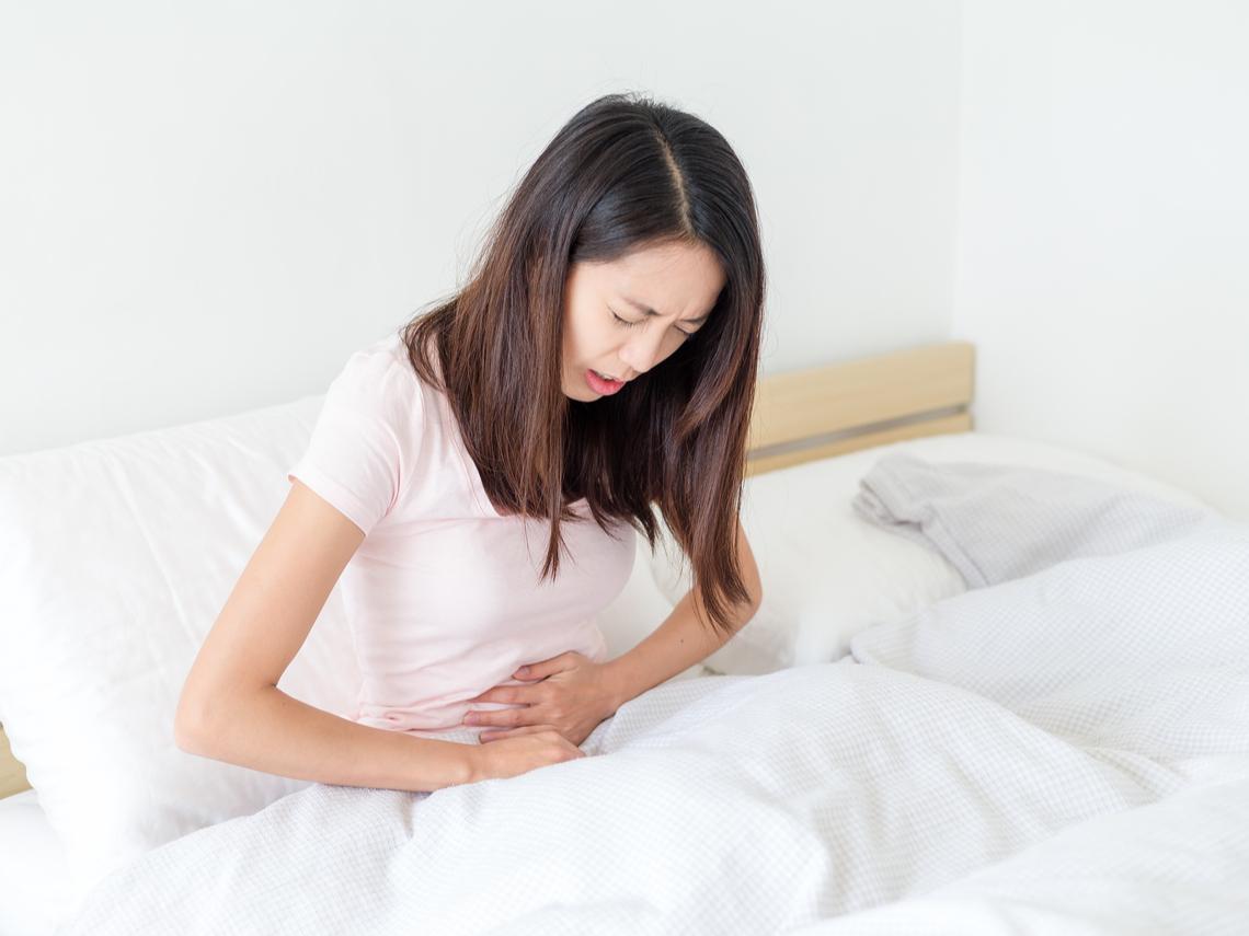 感染沙門氏桿菌,易有急性腸胃炎症狀。