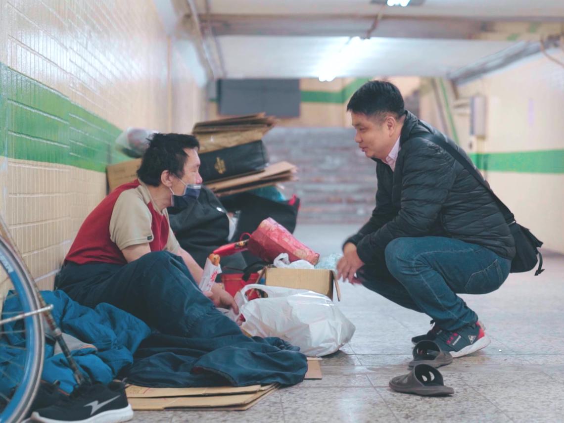 人生也有回收站! 「他」創業幫助5000邊緣人重獲新生!