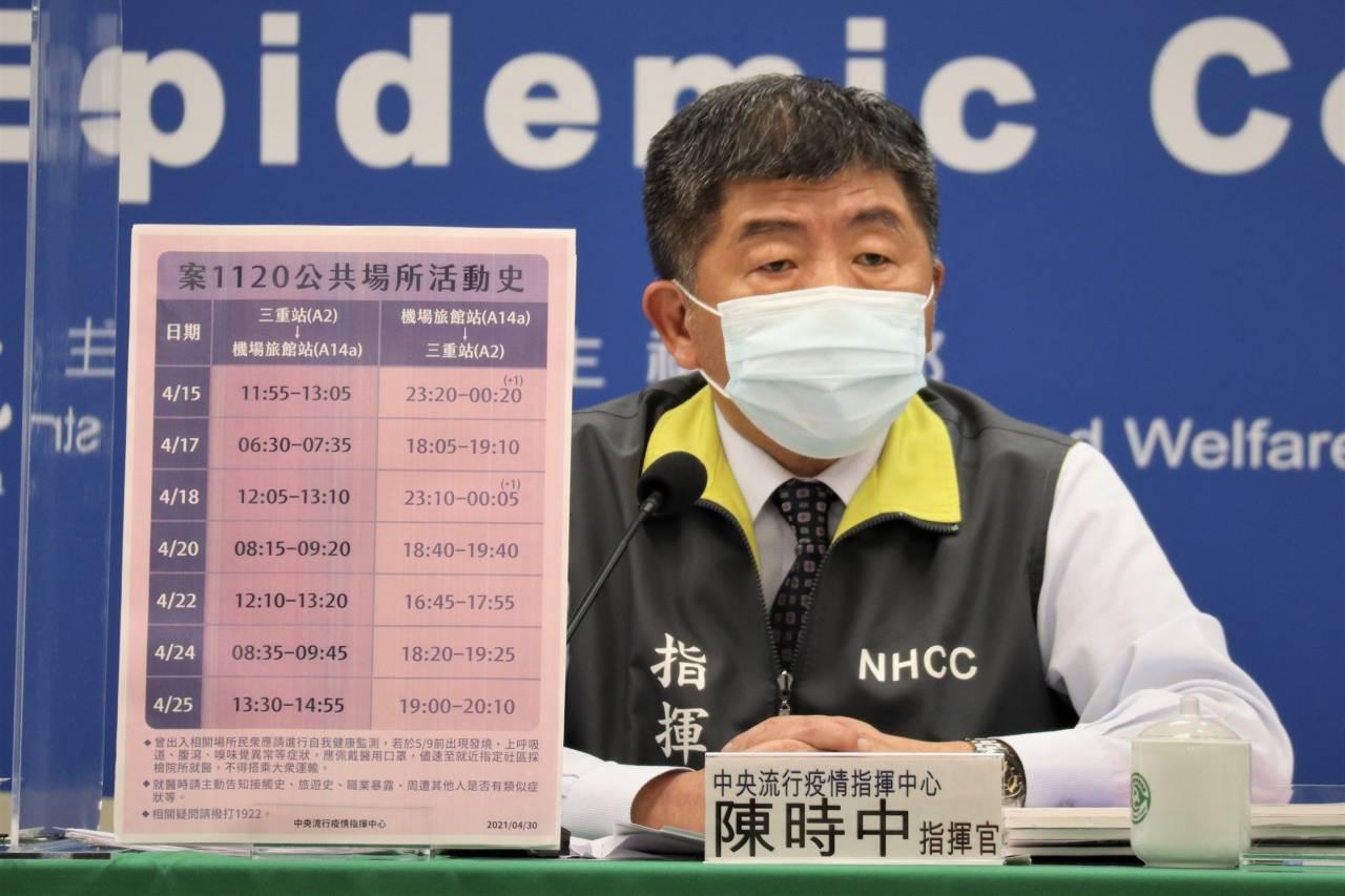 已成群聚感染事件!COVID-19今新增3本土病例 皆為機場防疫旅館員工