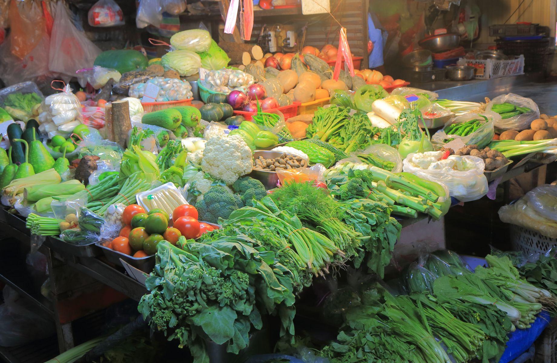 瑪莉亞颱風來勢洶洶 菜價驚漲逾3成