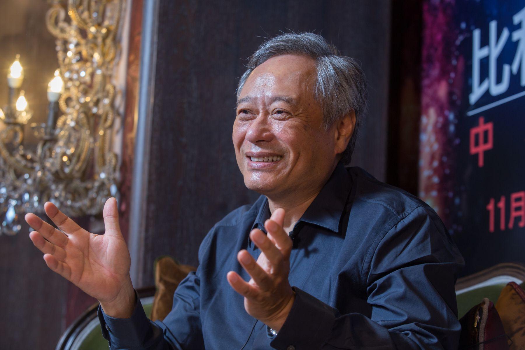 李安獲頒終身榮譽獎 美國導演工會主席:他是傳奇