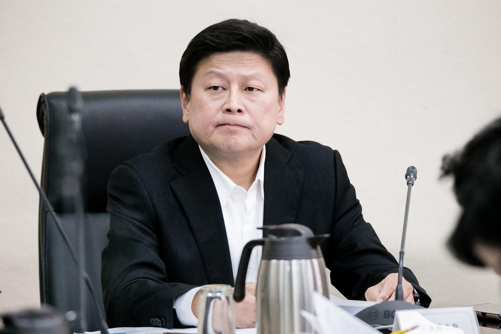 涉炒股判刑8月定讞 傅崐萁:政治迫害