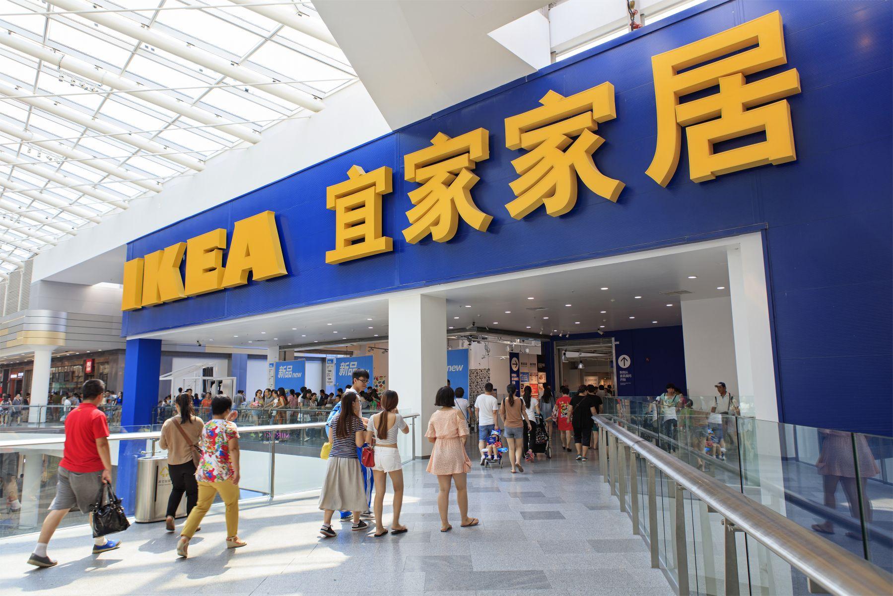 中國網友揚言抵制IKEA 但8成商品卻是中國製造
