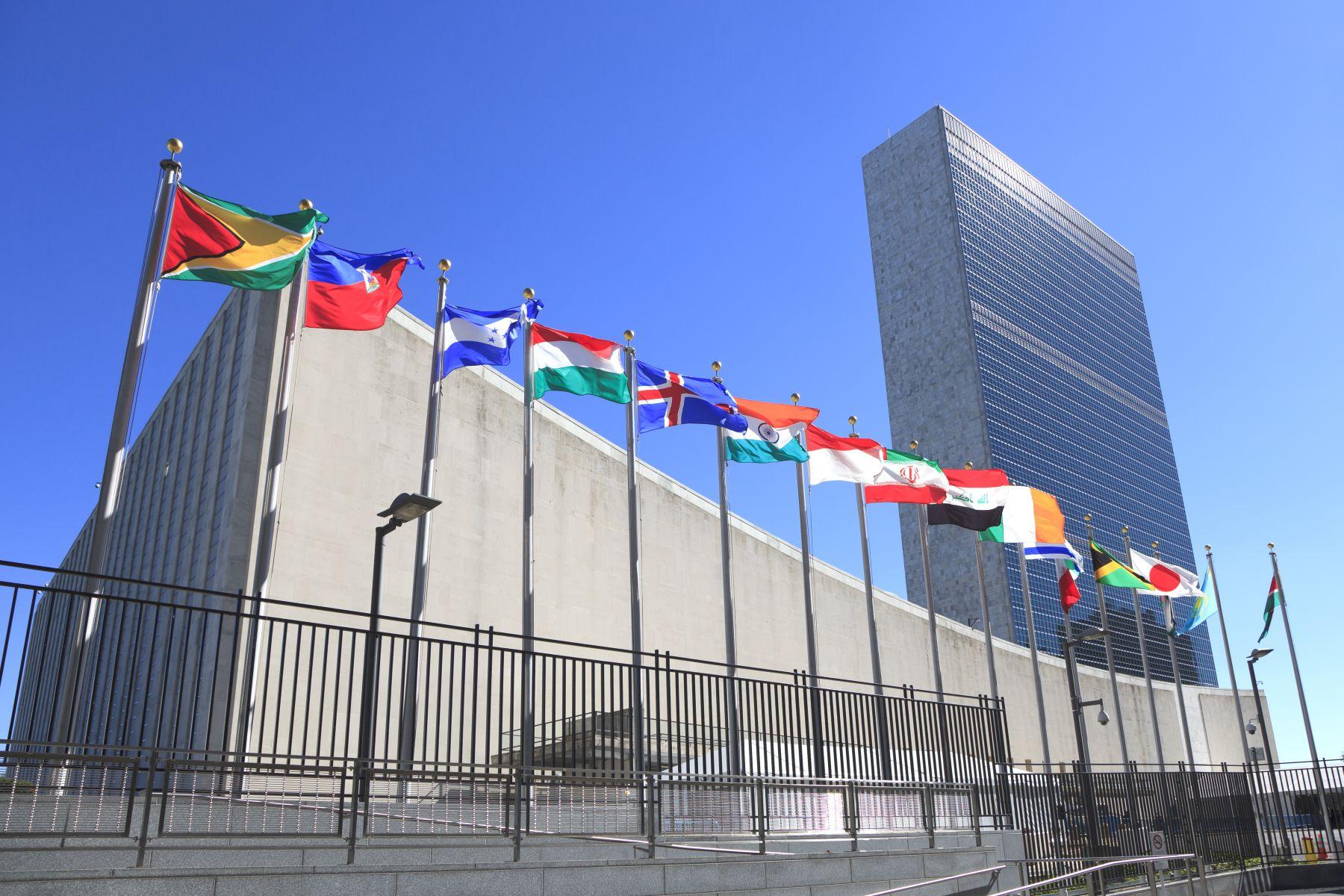 護照、台胞證皆無效!台灣人被拒於聯國合總部外