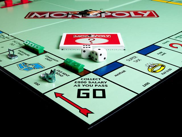 《大富翁》遊戲初衷非「買地賺大錢」 而是諷刺邪惡的資本主義