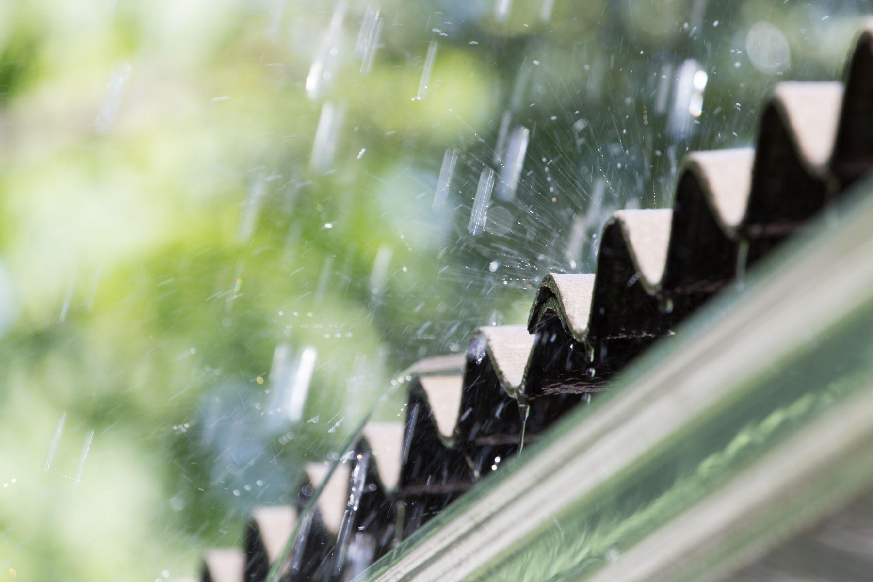 梅雨鋒面恐滯台10天!擔心自家房屋漏水?用這5招檢驗一看便知