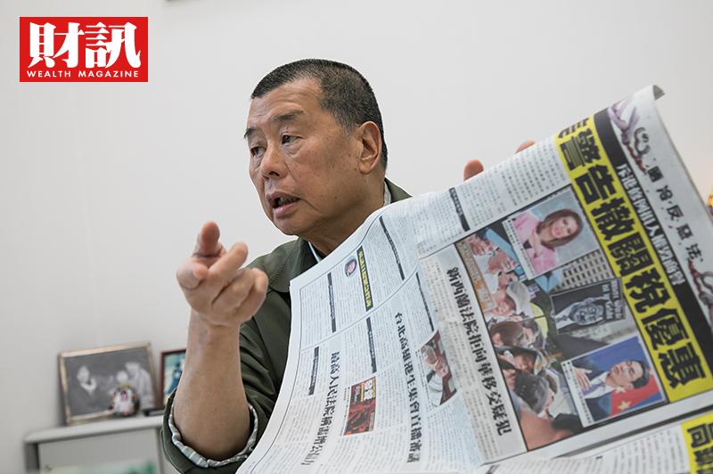 獨家專訪2》談台灣的未來 黎智英:選郭台銘、韓國瑜這樣的人做總統,台灣人不會死嗎?