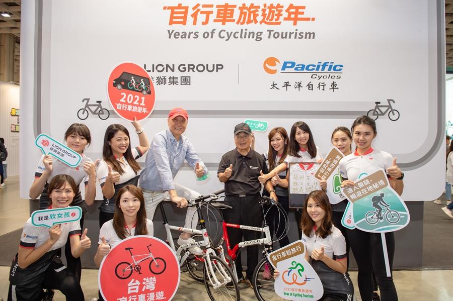 國外旅遊恐2023才解封,業者如何「當自強」?雄獅拼轉型不只賣行程,現在還賣「自行車」