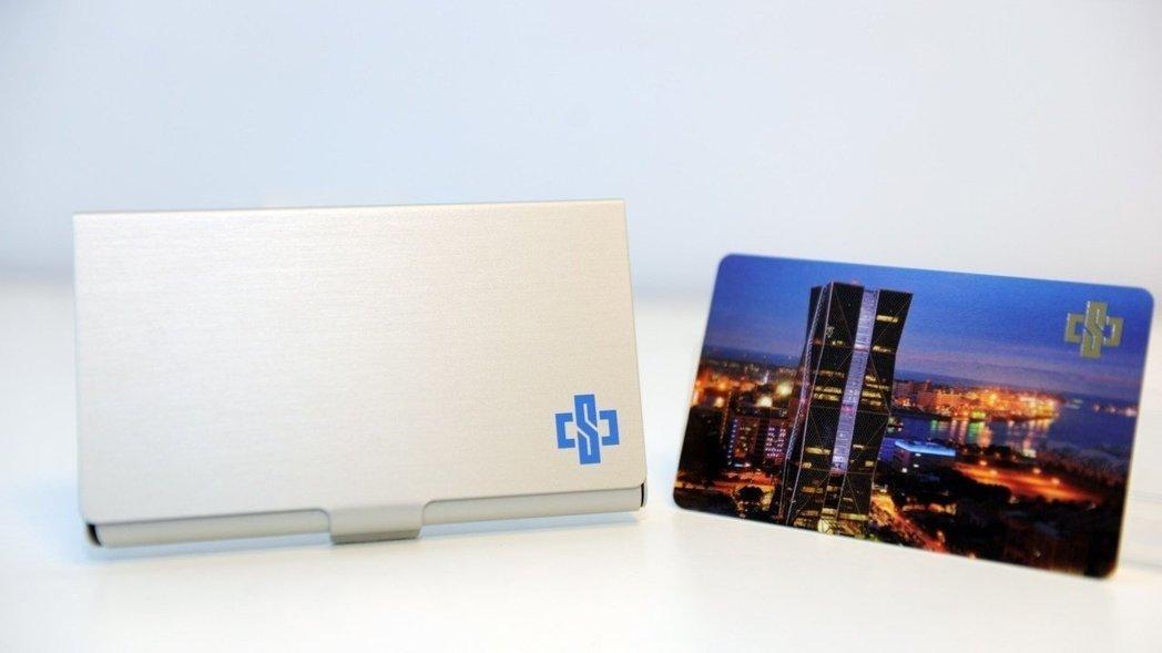 最夯股東會紀念品 中鋼送「儲卡鋁盒」