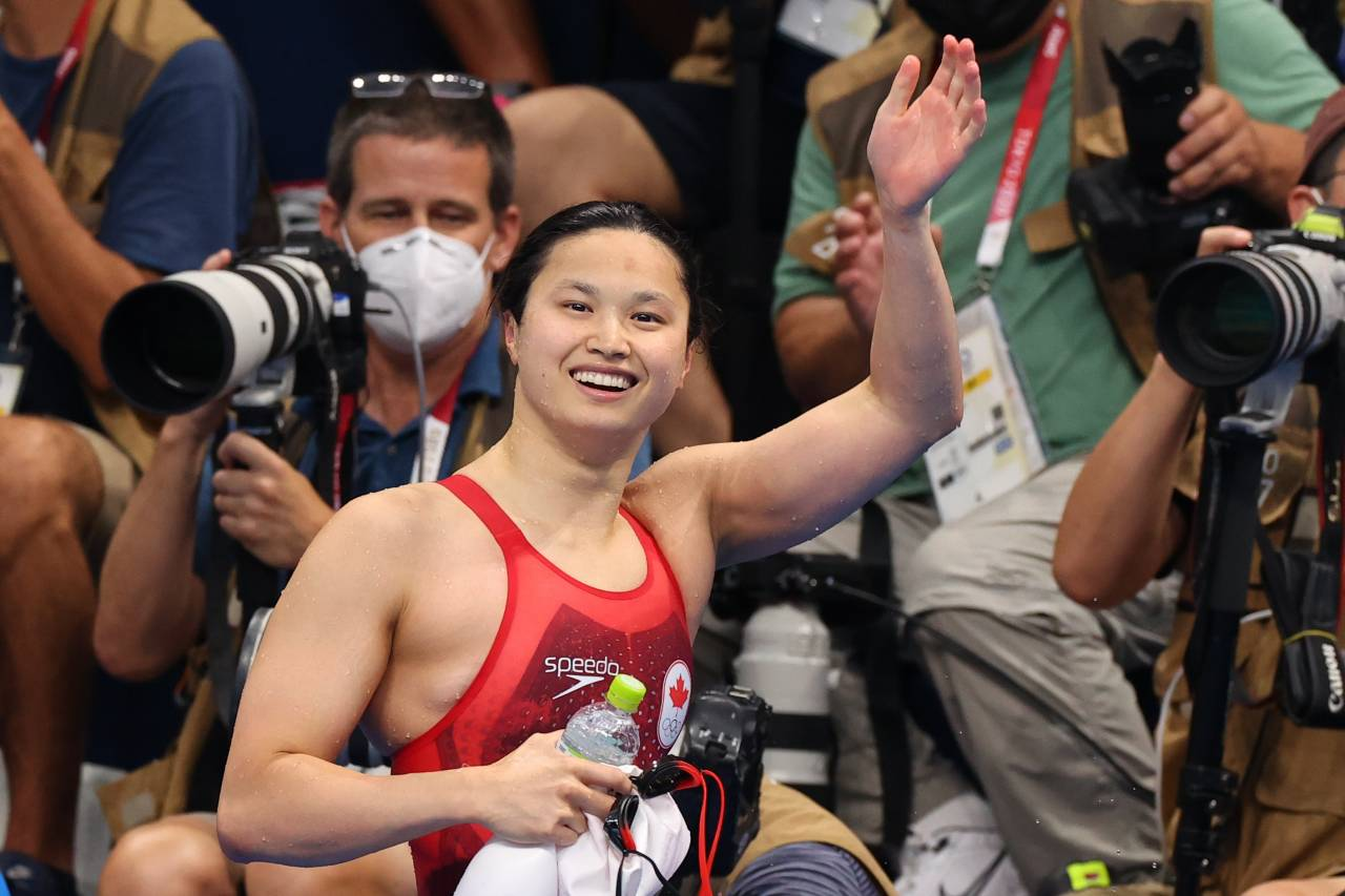 氣走中國「仙氣蝶后」張雨霏 奪下奧運100公尺蝶泳金牌的她 竟然是20年前的江西棄嬰!