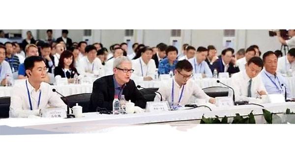 中外創客領袖座談會
