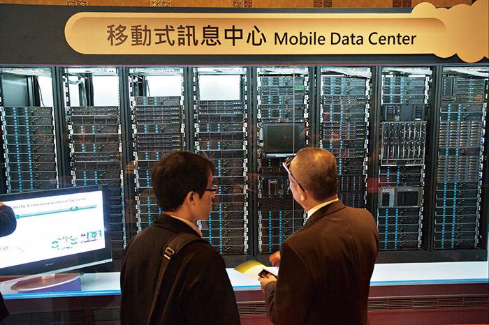 台灣電子業在雲端運算、互聯網等重大趨勢表現上明顯落後。
